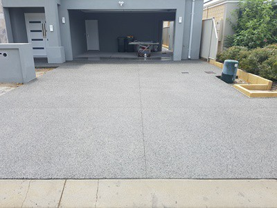 Concrete Driveway Warwick